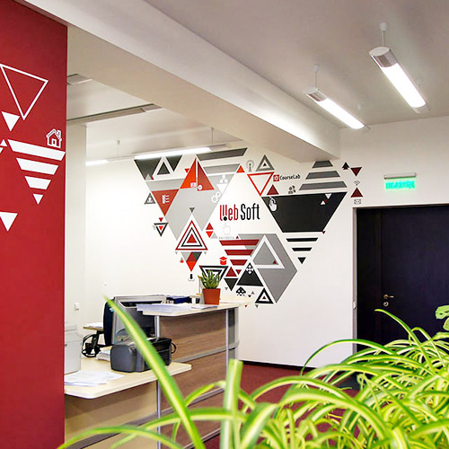 Оформление офиса WebSoft
