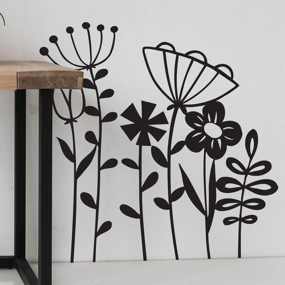 Изображение Шесть экзотических цветков