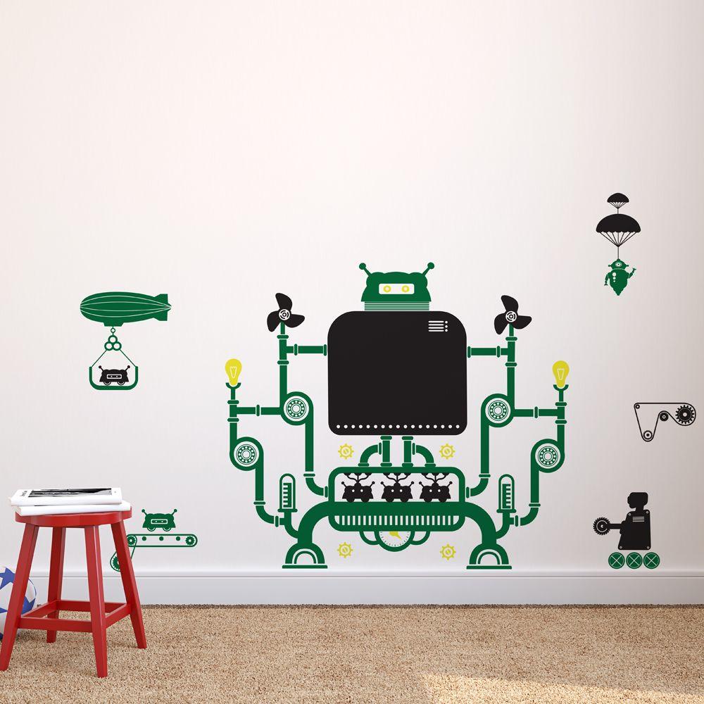 Изображение Гигантский робот