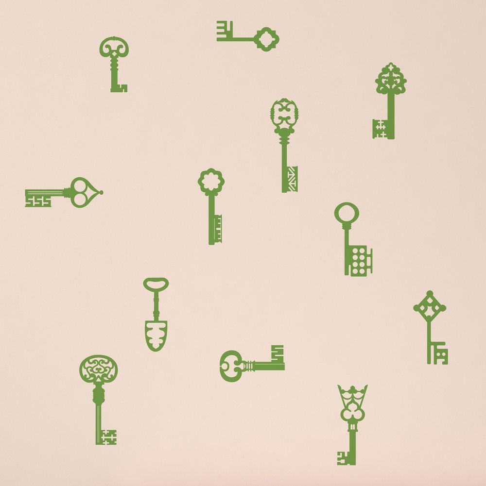 Изображение Средневековые ключи