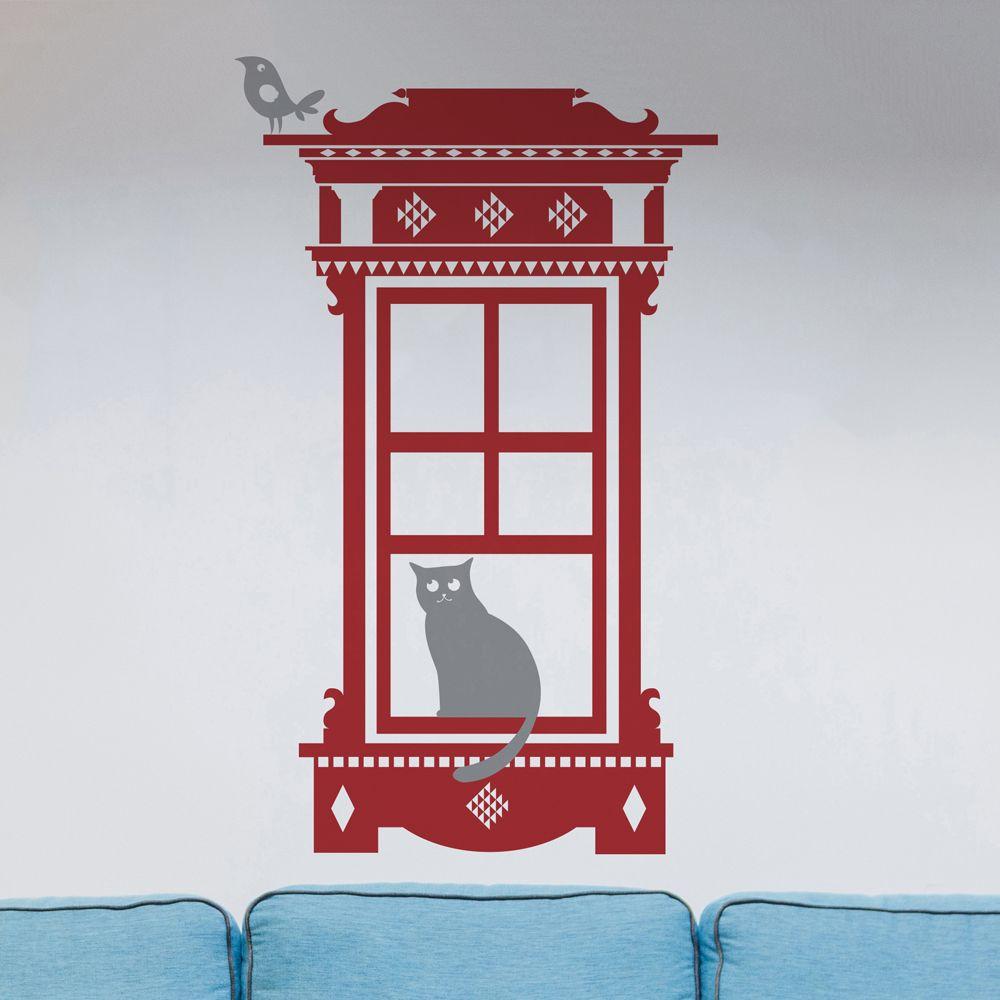 Изображение Неожиданное окно
