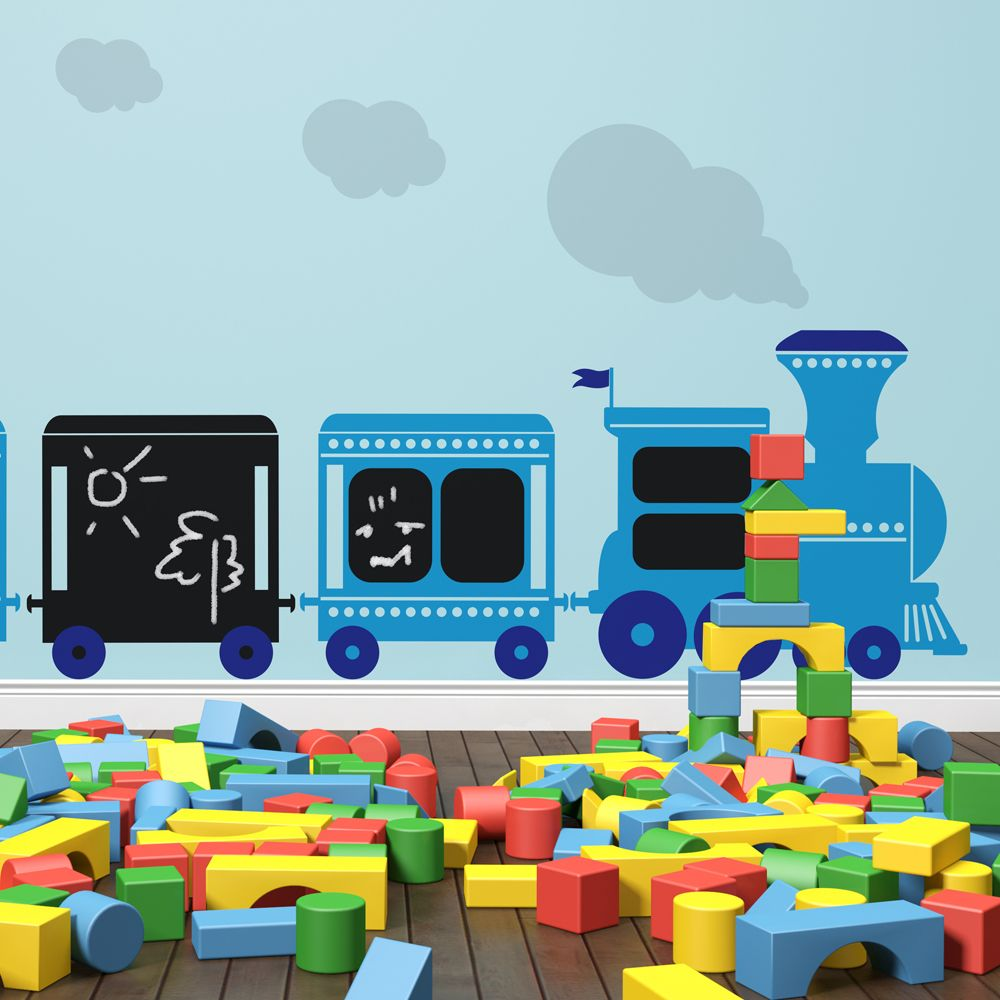 Изображение Интерактивный железнодорожный состав