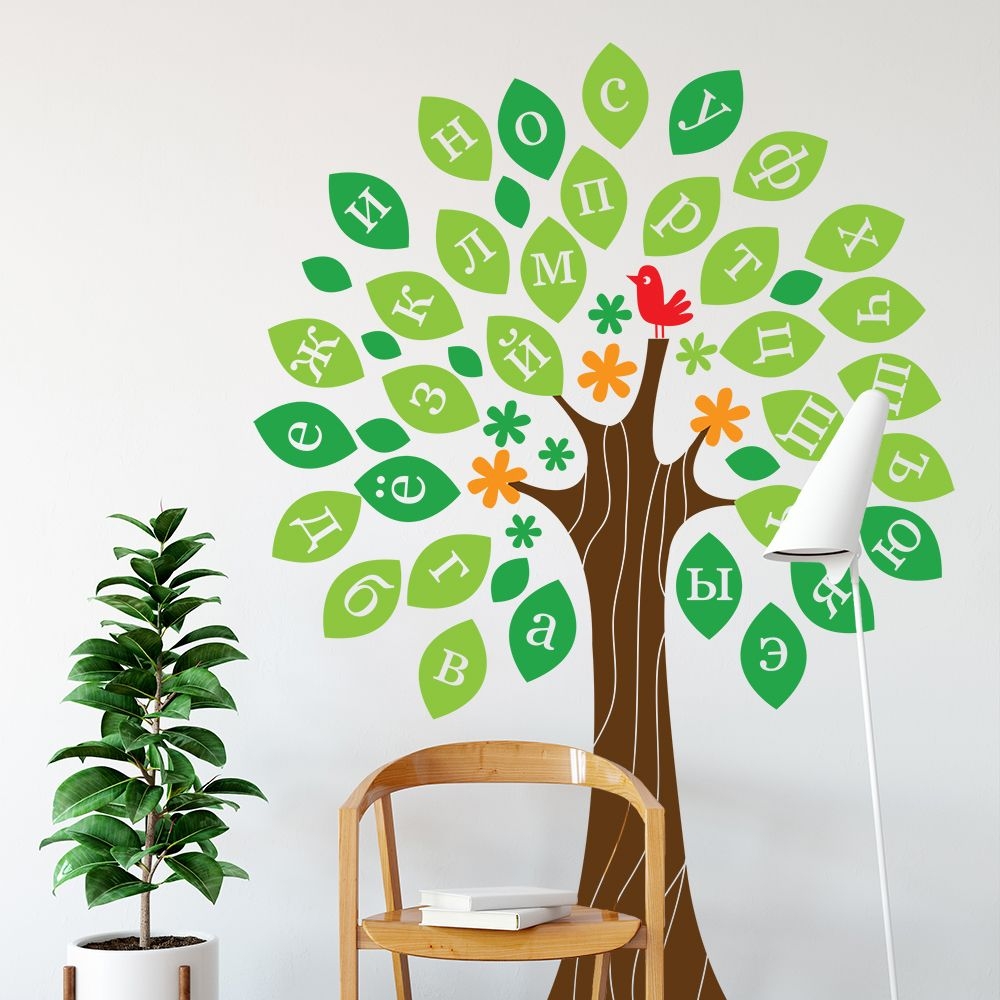 Изображение Русское обучающее дерево