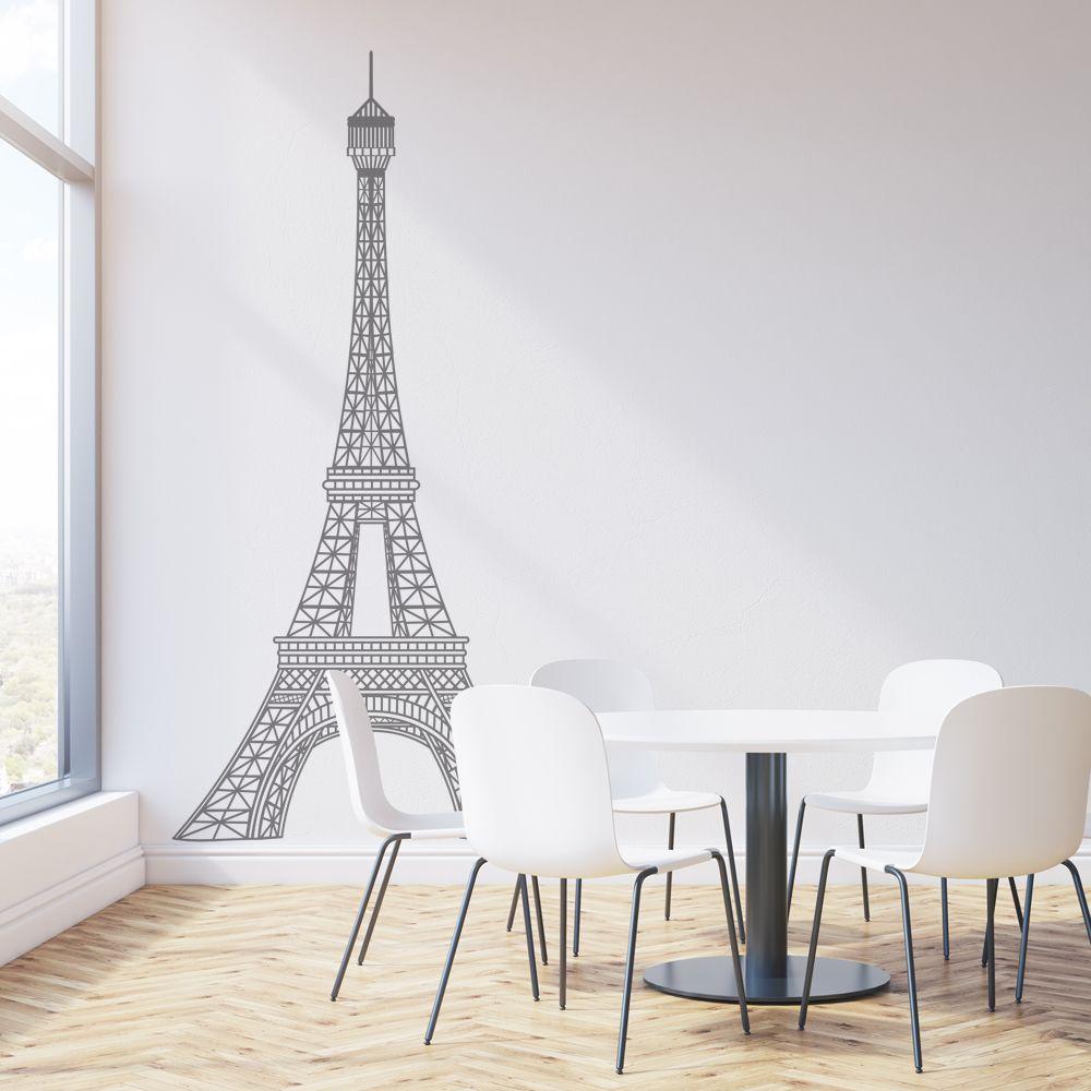 Изображение Наклейка «Эйфелева башня»
