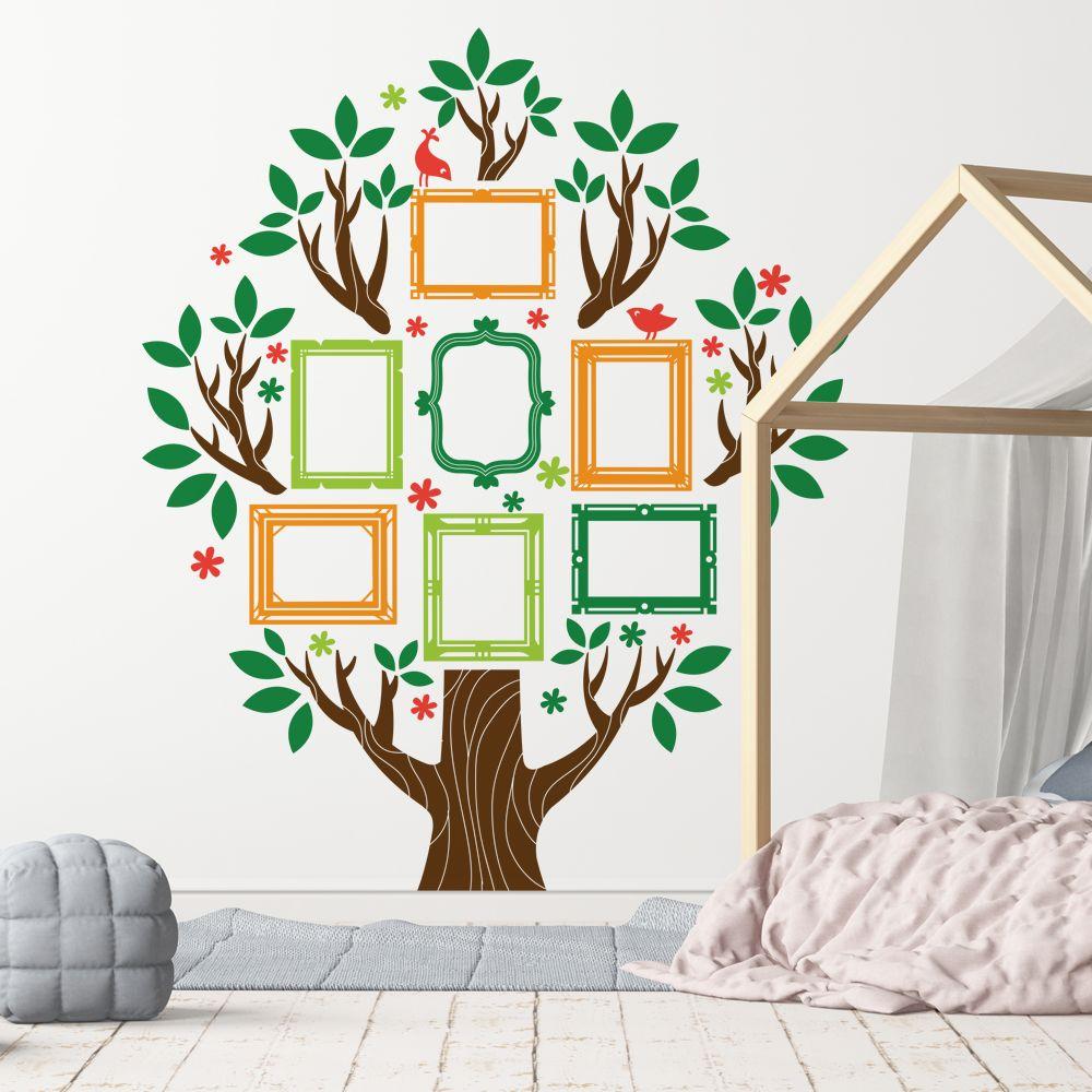 Изображение Дерево с рамками