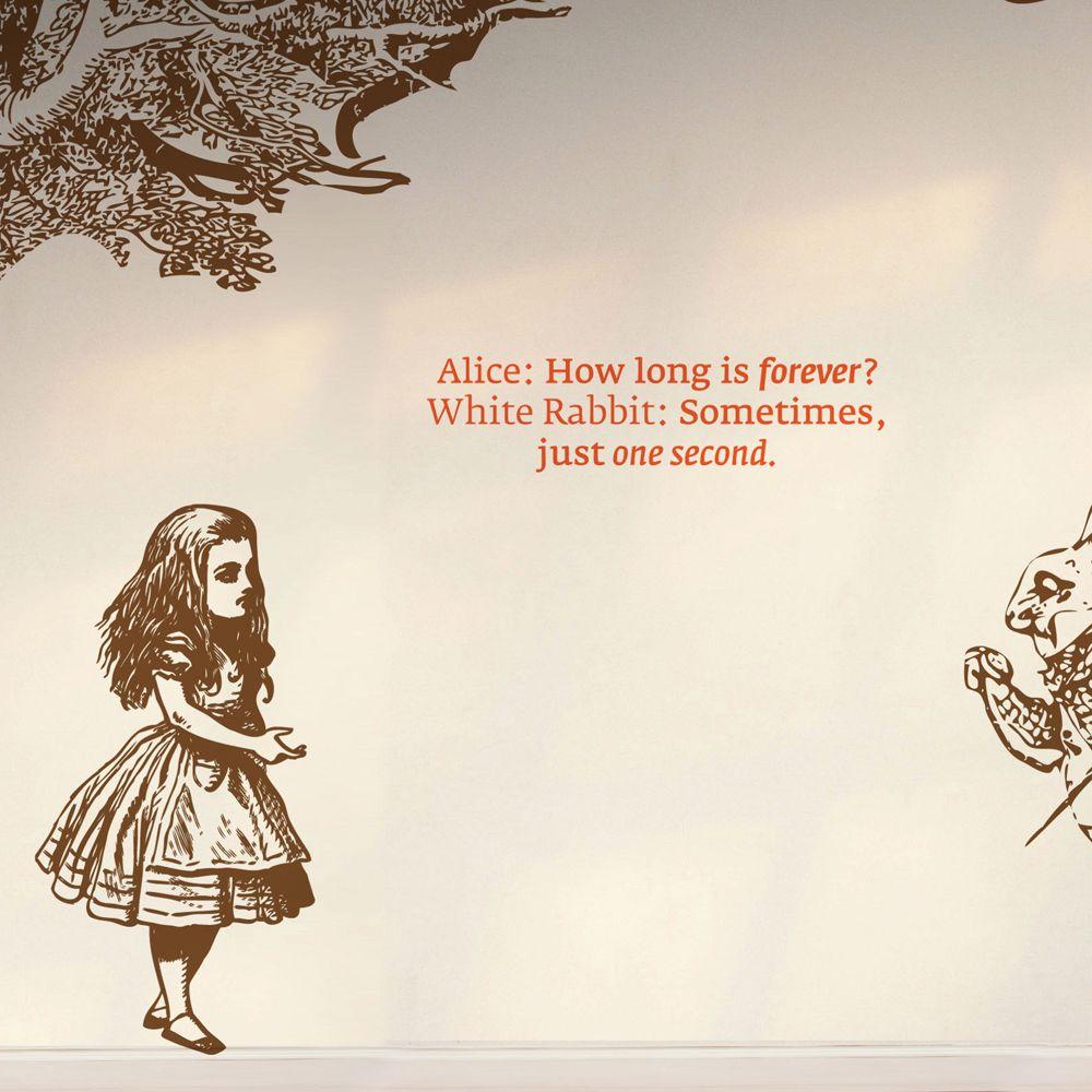 Изображение Алиса и кролик