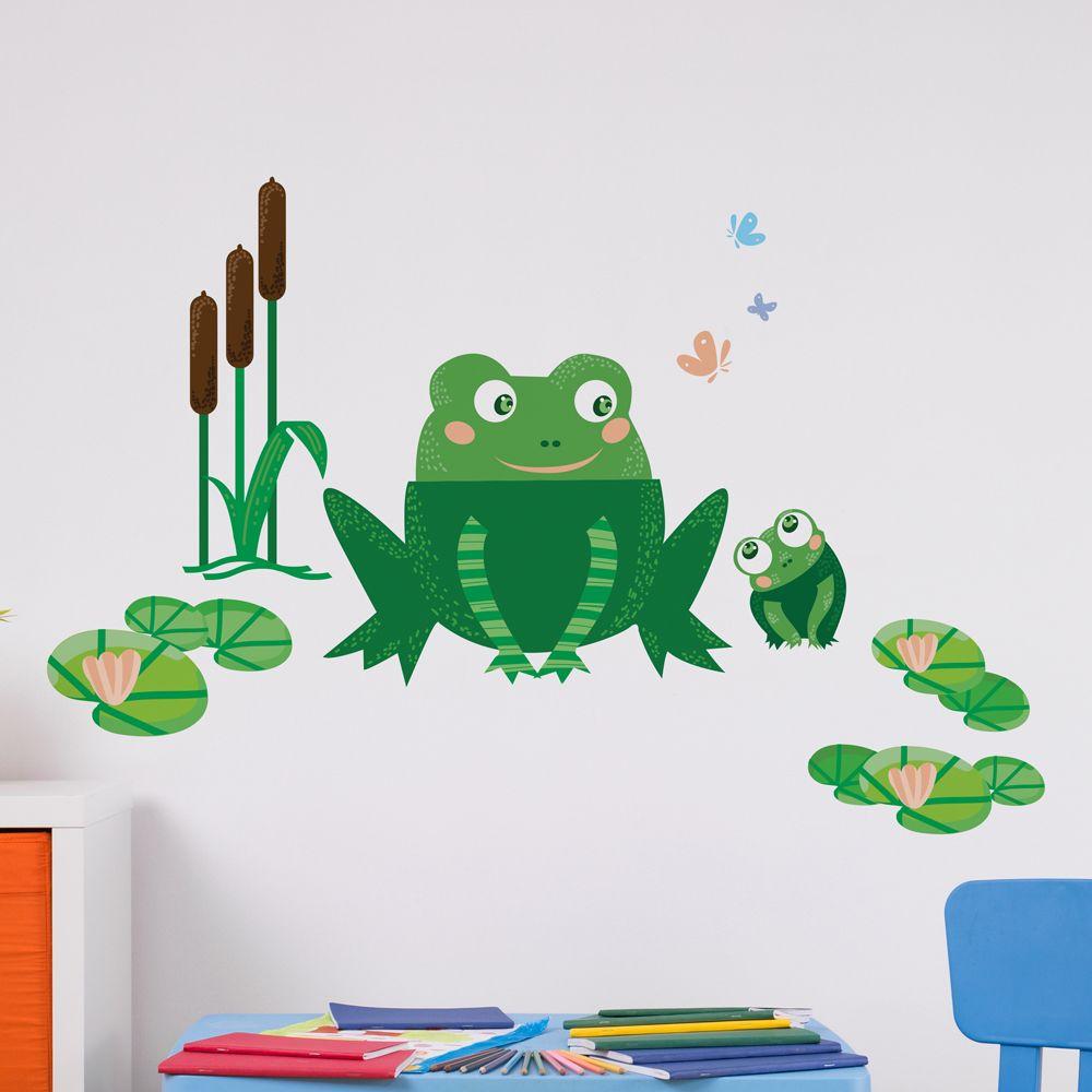 Изображение Две лягушечки