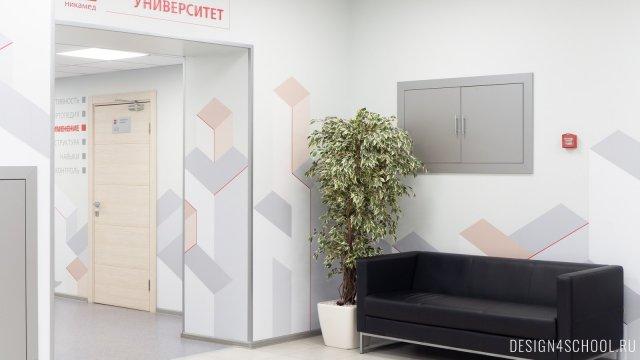 Изображение 11 - Дизайн коридоров офиса