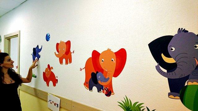 Изображение 10 - оформление детской поликлиники Альфа-страхования