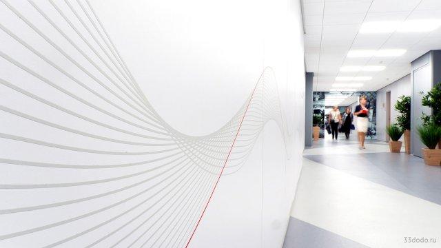 Изображение 9 - Дизайн коридоров офиса