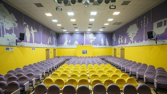 Изображение 1 - оформление актового зала школы
