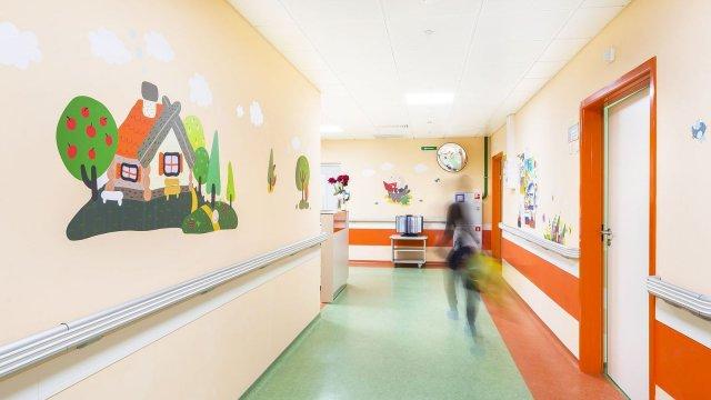 Изображение 21 - Оформление стен детского эндокринологического центра