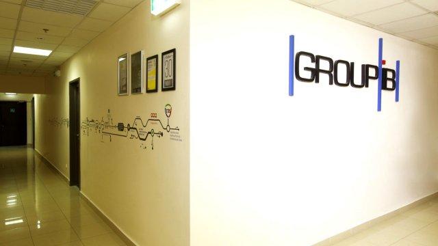 Изображение 8 - оформление пространства Ib-group