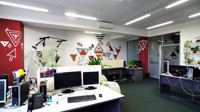 Изображение 3 - Оформление офиса WebSoft