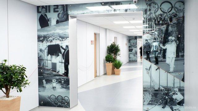 Изображение 3 - Дизайн коридоров офиса