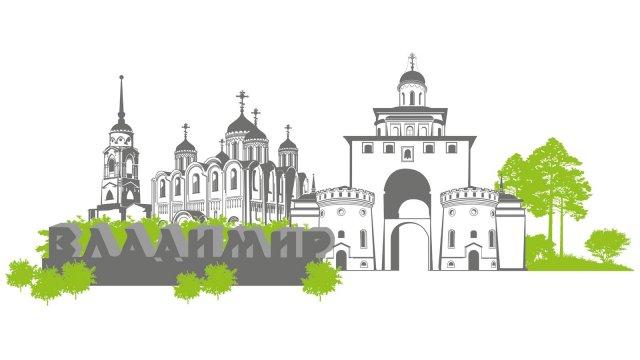Изображение 6 - оформление стен городами России офиса Гринатом