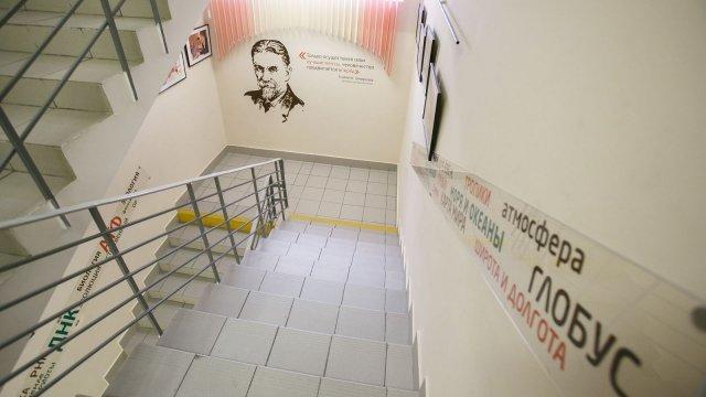 Изображение 31 - оформление школы: лестниц, рекреаций, актового зала, коридоров