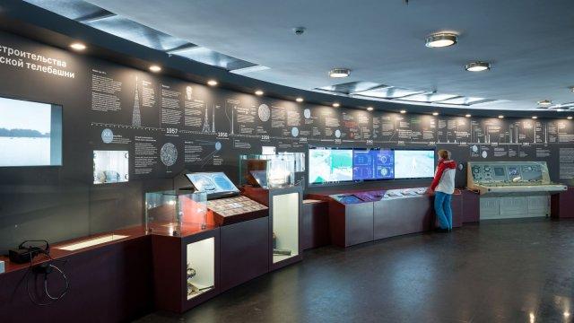 Изображение 2 - дизайн стены выставочной экспозиции