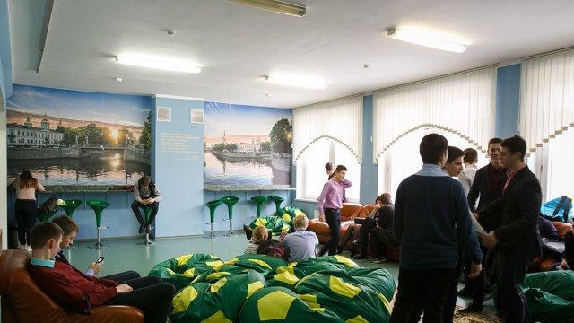 Изображение 16 - оформление актового зала школы