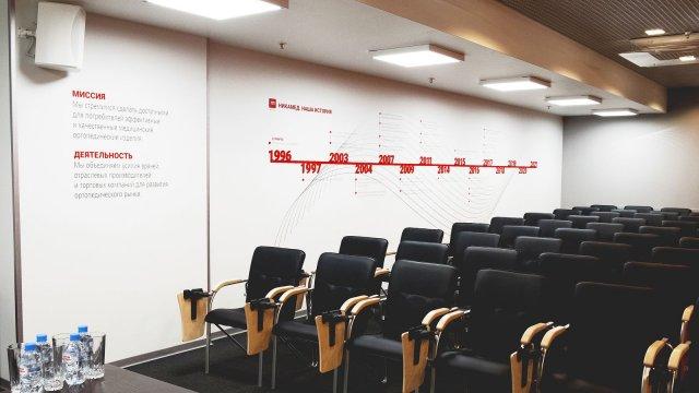 Изображение 10 - оформление офиса компании НИКАМЕД