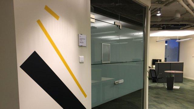Изображение 3 - оформление стен офиса в стиле конструктивизма