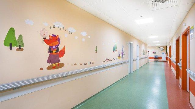 Изображение 23 - Оформление стен детского эндокринологического центра