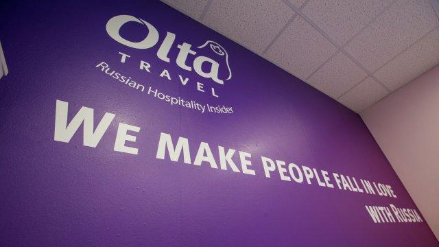 Изображение 2 - оформление офиса OLTA Travel