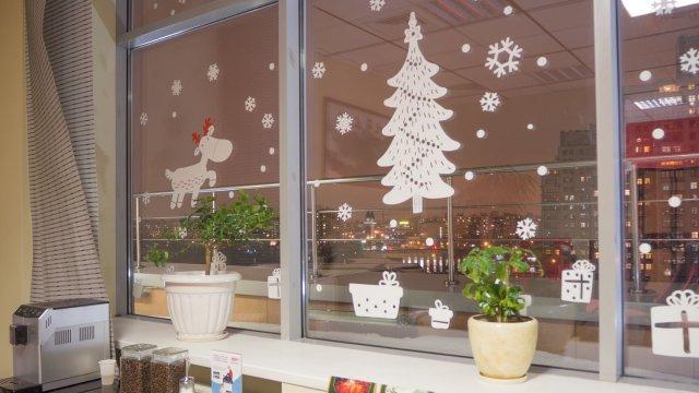 Изображение 11 - Новогоднее оформление офиса компании