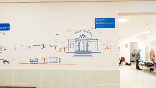 Изображение 15 - дизайн школы №1080