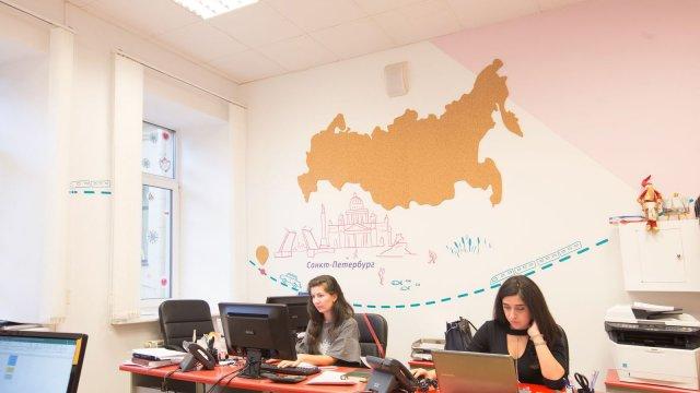 Изображение 4 - оформление офиса OLTA Travel