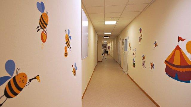 Изображение 5 - Оформления стен детского центра Улей