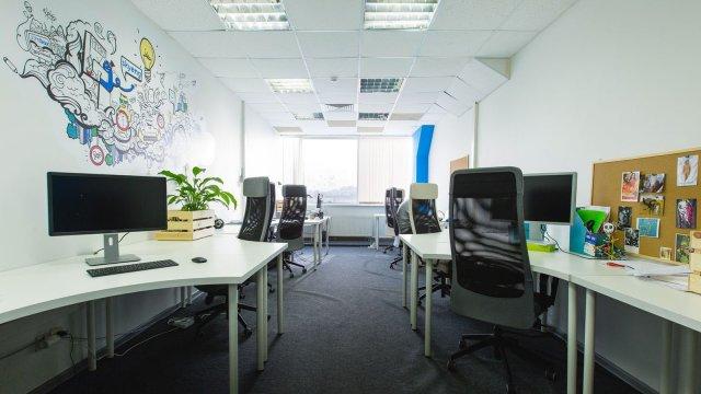 Изображение 10 - дизайн переговорных фирмы SkyEng