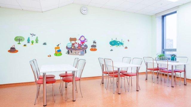 Изображение 17 - Оформление стен детского эндокринологического центра