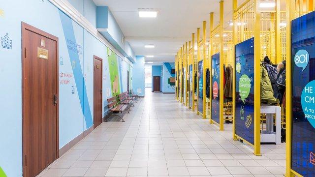 Изображение 3 - оформление 1-го этажа  СОШ №17