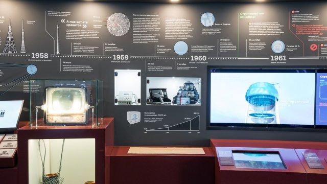 Изображение 3 - дизайн стены выставочной экспозиции