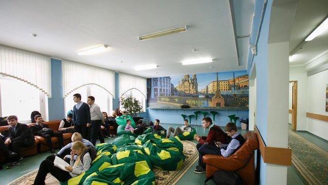 Изображение 15 - оформление актового зала школы