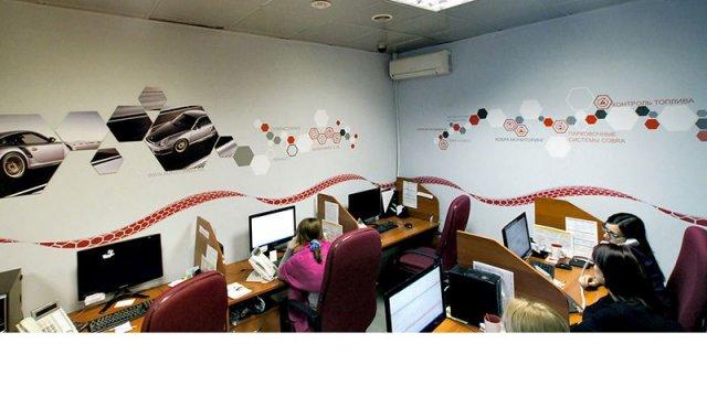 Изображение 10 - Декор стен офиса АВТОКОННЕКС