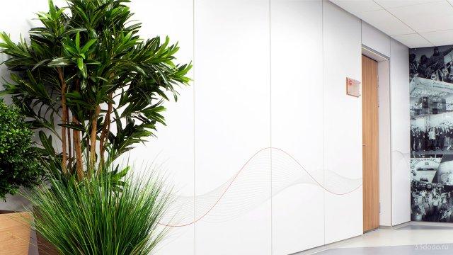 Изображение 8 - Дизайн коридоров офиса