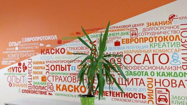Изображение 4 - Красногорский страховой центр –оформление офиса