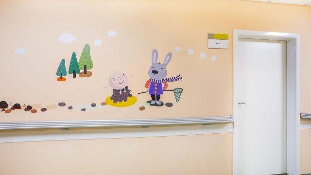 Изображение 22 - Оформление стен детского эндокринологического центра