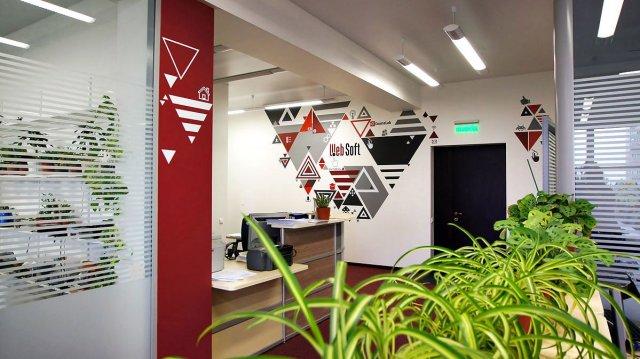 Изображение 1 - Оформление офиса WebSoft