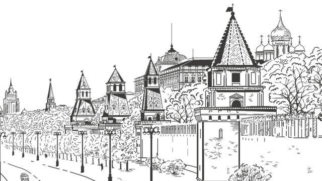 Изображение 10 - оформление стен городами России офиса Гринатом