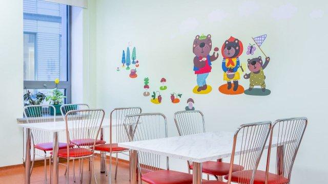 Изображение 18 - Оформление стен детского эндокринологического центра
