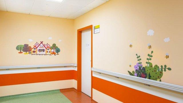 Изображение 29 - Оформление стен детского эндокринологического центра