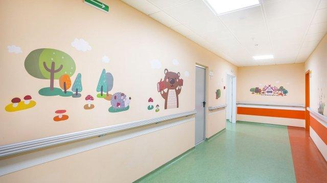 Изображение 30 - Оформление стен детского эндокринологического центра