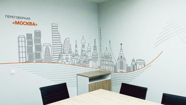 Изображение 14 - оформление офиса компании НИКАМЕД