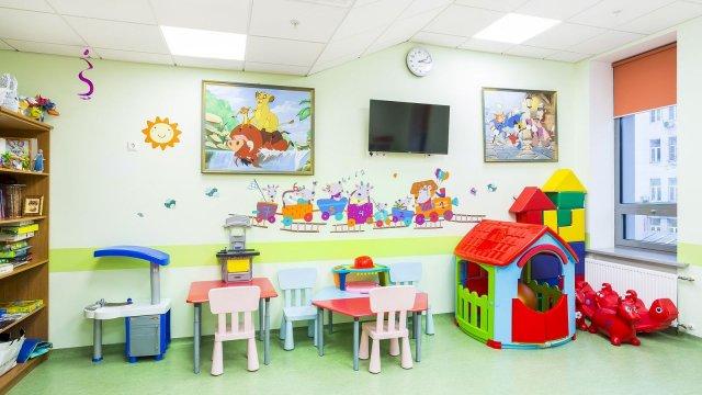 Изображение 19 - Оформление стен детского эндокринологического центра
