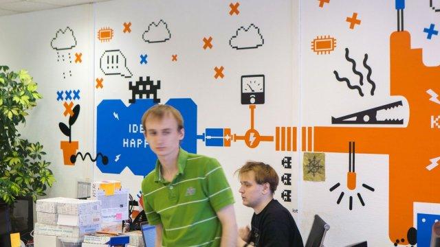 Изображение 4 - Офис интернет-магзина Амперка