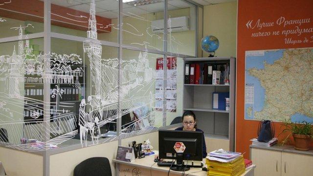 Изображение 4 - декор офиса туристической фирмы