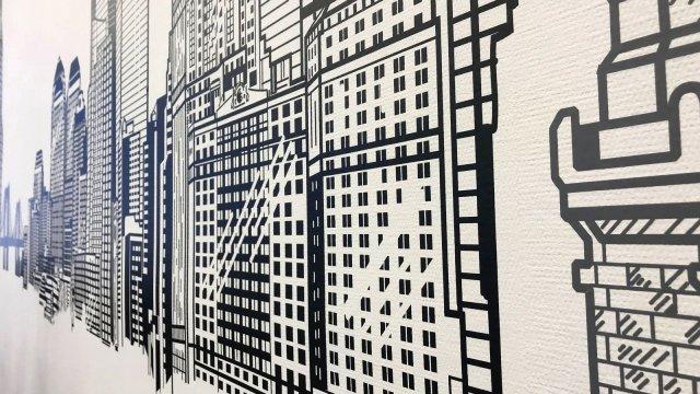 """Изображение 4 - Декор стены операционного центра """"Ренессанс страхование"""""""